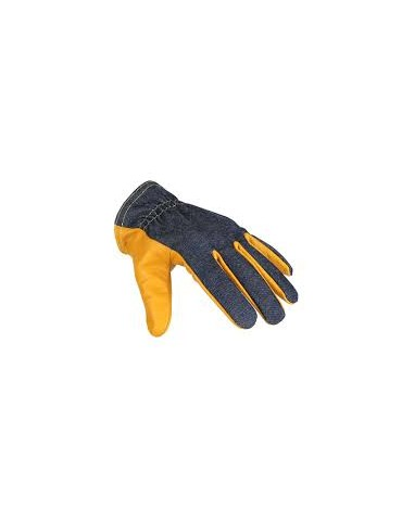 Gants Moto Denim