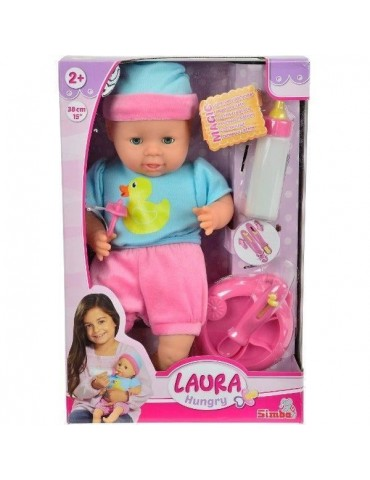 Laura Poupon a faim- 3ans