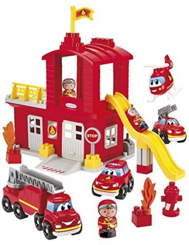 Caserne Pompier Abrick-...