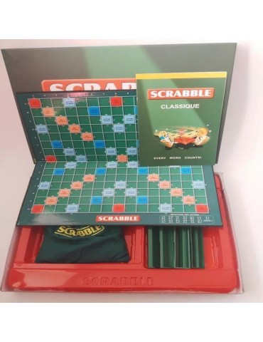 Jeu Scrabble
