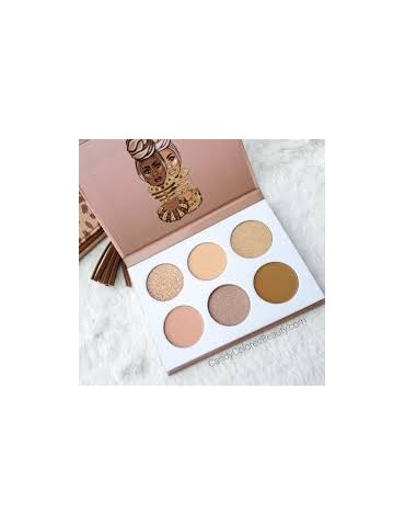 THE NUDES EYESHADOW PALETTE JUVIAS PLACE