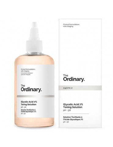 The Ordinary Glycolic Acid...