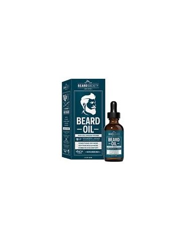 BEARD SOCIETY BEARD OIL