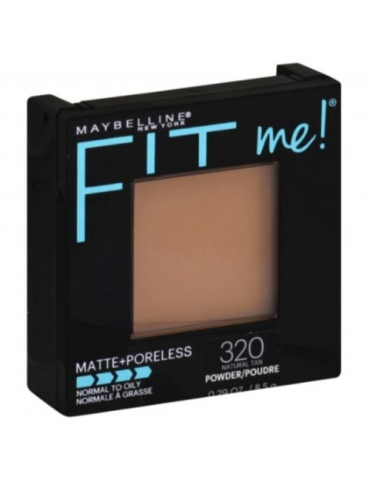 Maybelline Fit Me matte+ pore less powder