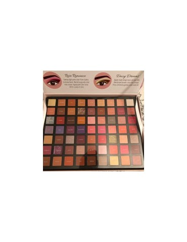 Palettes maquillage 63...