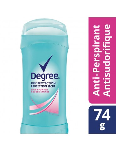 Deodorant Degree Sheer Powder