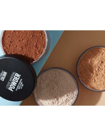 loose numeral powder