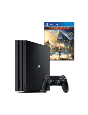 Console PS4+ Assassin's...
